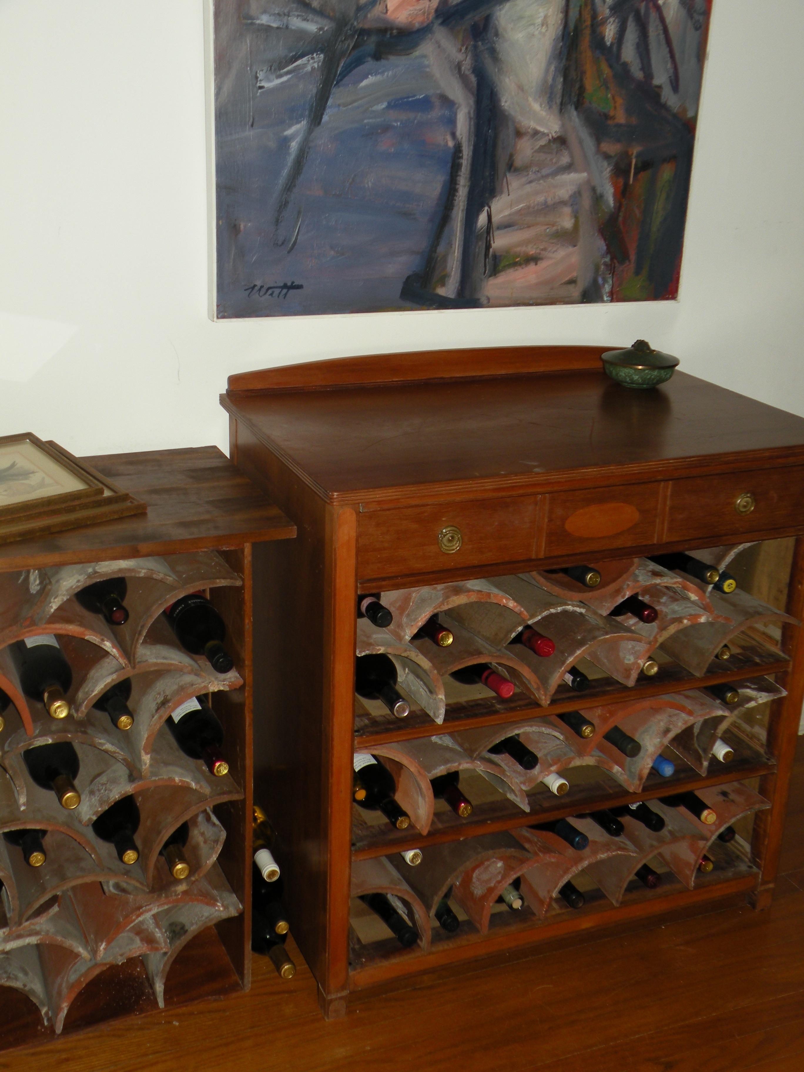 DIY Wine Rack - https://Vinedawgs.com
